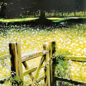 Gary Bosher, Garden, Giclee auf Fotopapier