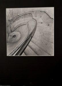 Downstairs 2,Sw Fotografie,Original auf PE Papier