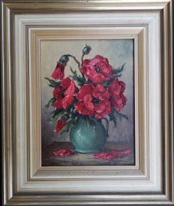 Gerold Eggert Blumen in Vase
