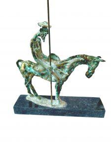 Gyunay Aliev, Plastik, Don Quijote