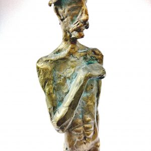 Gyunay Aliev, Plastik, Der Alte Fischer