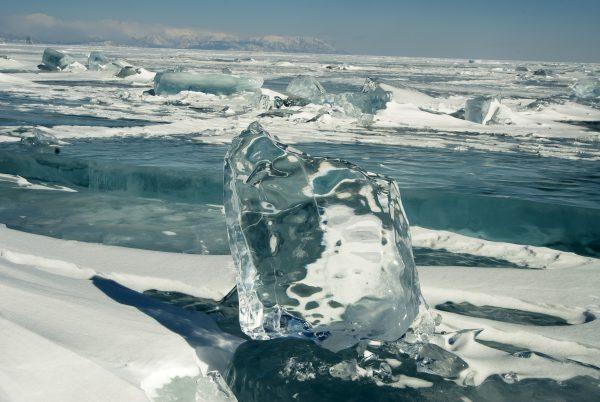 Yura aleksee,Eis,Sibirien,Fotokunst