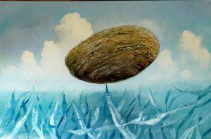 Yura Alekseev, Ölgemälde, Balance 2