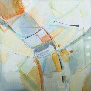 Acryl auf Leinwand, Abstrakt